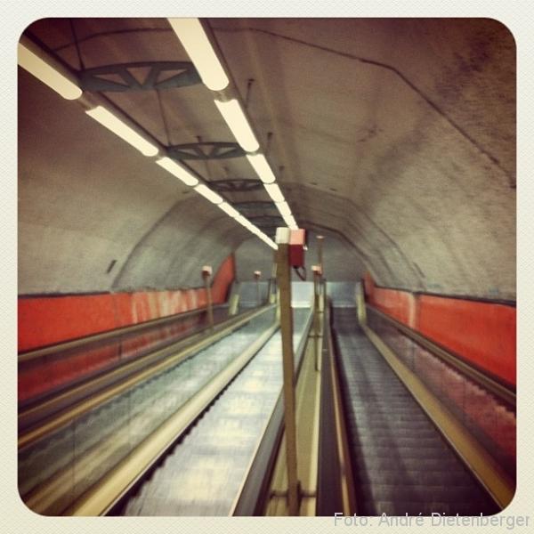 U-Bahn Station Essen