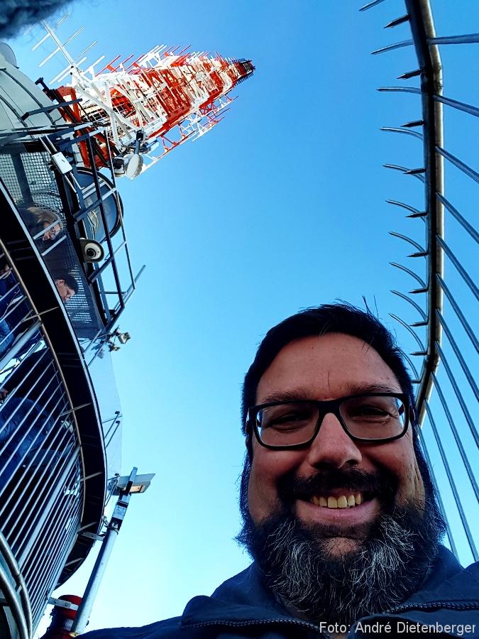 Fernsehturm - Selfie