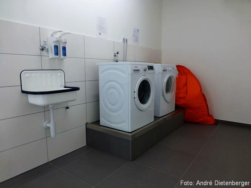 Aloft Stuttgart - Waschküche