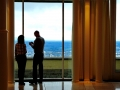 Grandhotel Petersberg - Blick aus der Rotunde