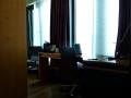 Swissotel - Zimmer Schreibtisch
