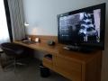 Swissotel - Schreibtisch