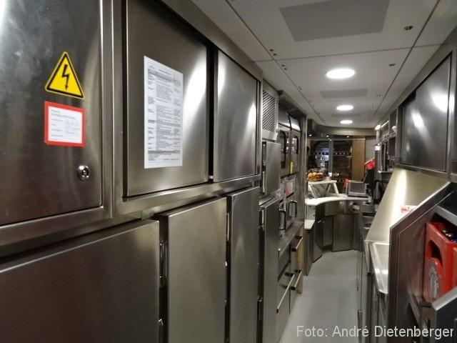 ICE 4 - Küche