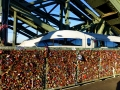 Köln - Liebesschlösser Hohenzollern Brücke