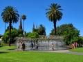 Parliament Gardens Springbrunnen