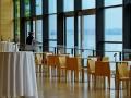 Festspielhaus Bregenz - Sicht auf den See
