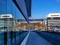 Porsche Museum Architektur Spiegelung
