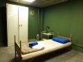Dokumentationsstätte Regierungsbunker Schlafzimmer Präsident