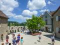 Rheinfall - Hof Schloss Laufen