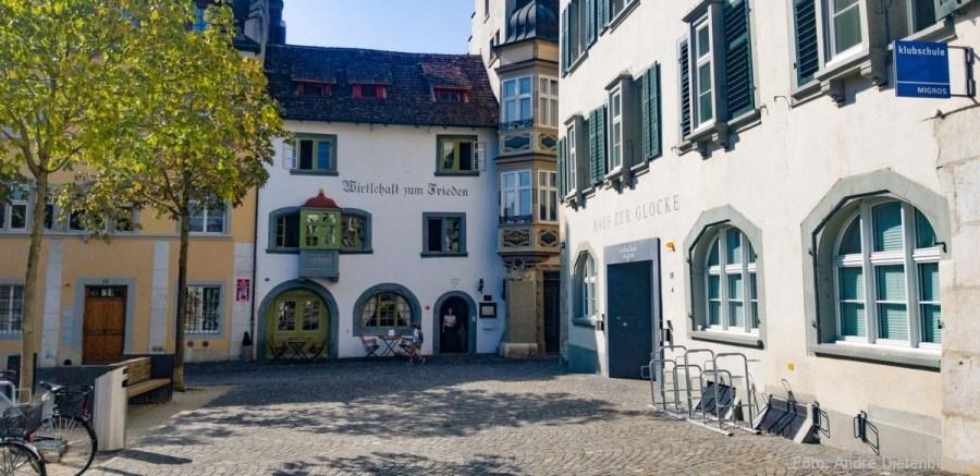 Schaffhausen - Wirtschaft zum Frieden