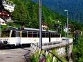 Montreux - Glion GoldenPass