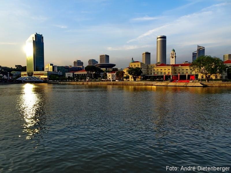 Singapore - Singapore River