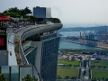 Singapore - marina bay sands infinity pool