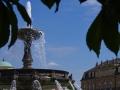 Stuttgart - Schlossplatz Brunnen