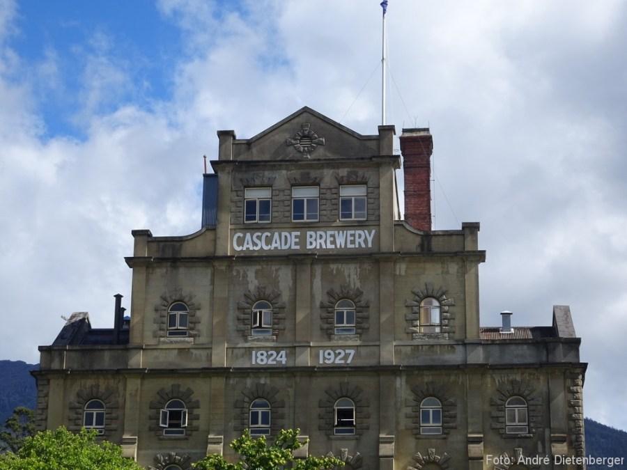 Hobart - Cascade Brewery