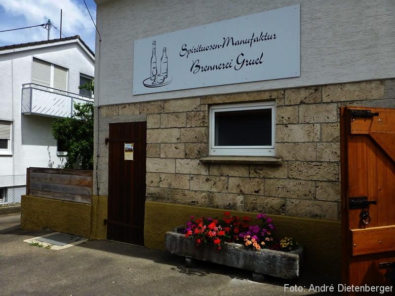 Whisky Walk - Destillerie Gruel