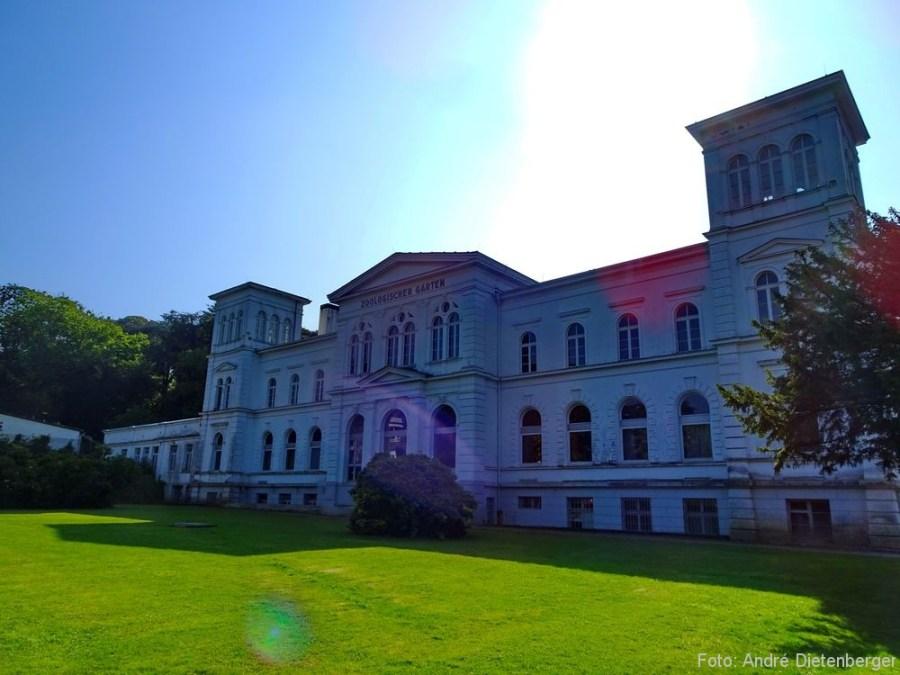 Zoo Wuppertal - Gebäude
