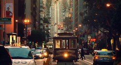 Populær San Francisco-trikk