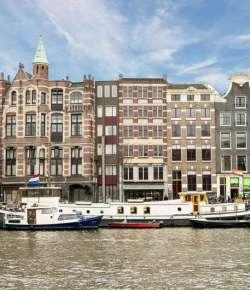 2: Ukens hotell – Eden Hotel i Amsterdam