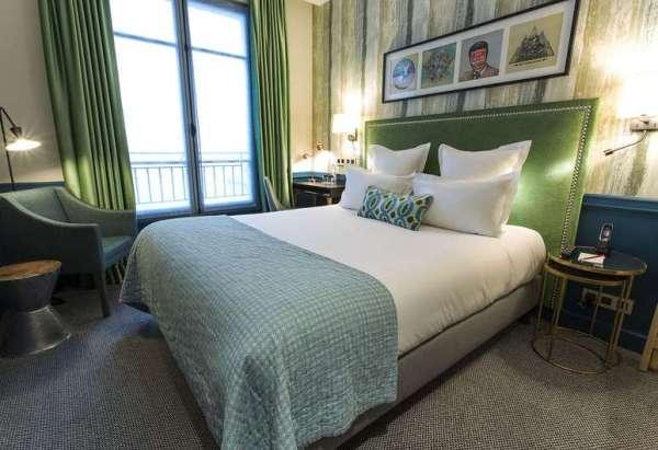 Classic rom Hotel Adele Jules