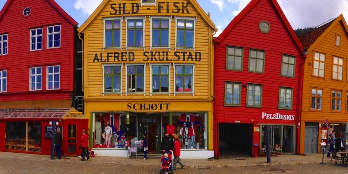 Reisebüro Leurs in Norwegen