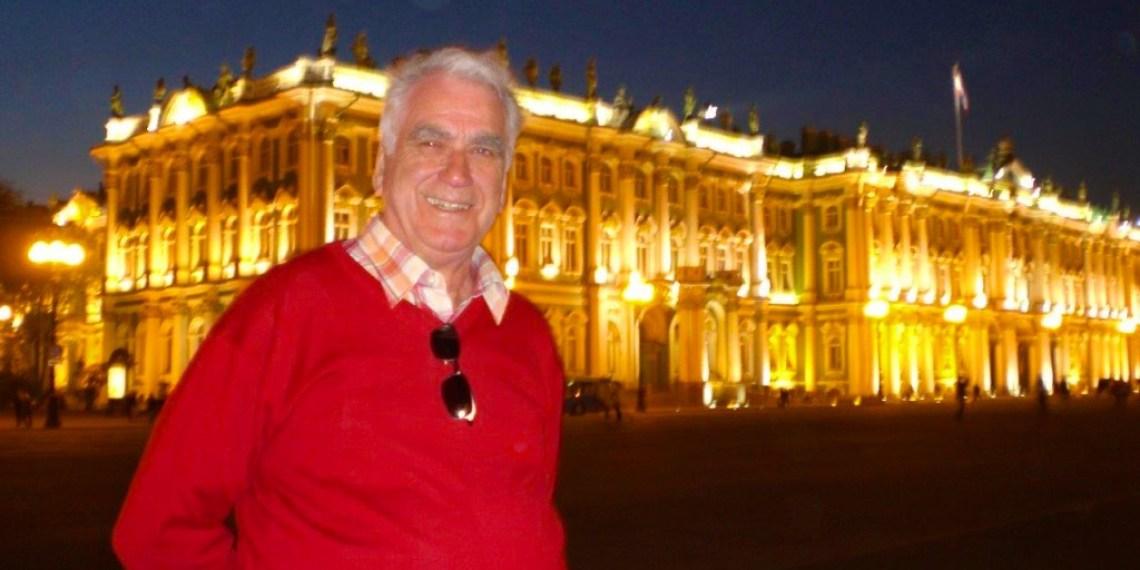 Reisebüro Leurs in St. Petersburg