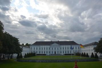 Schloss Bellevue - Residenz des Bundespräsidenten