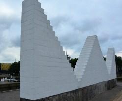 Brückenkunst an der Bürgermeister-Smidt-Brücke