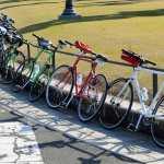 Mit dem Rad durch Tokio