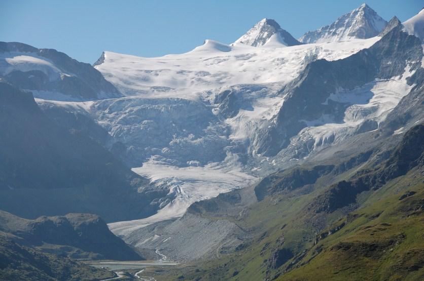 Gletscher von Moiry
