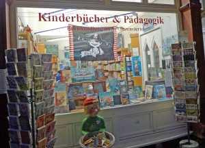 Kinderbuchhandlung in der Schanzenstraße
