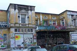 Autonomes Kulturzentrum Rote Flora in Hamburg