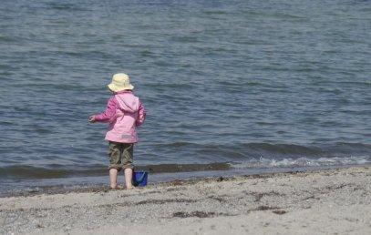 Strandspiele auf Poel