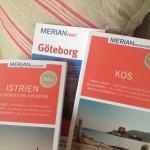 Unsere Verlosung: Die Gewinner unserer MERIAN-Reiseführer stehen fest