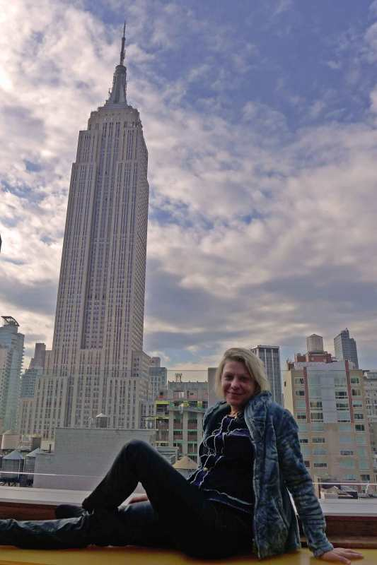 The Empire State Building and me
