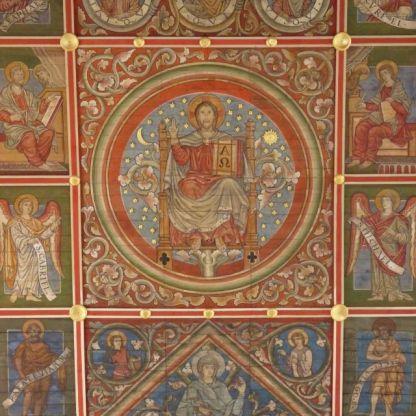 Decke in St. Michael