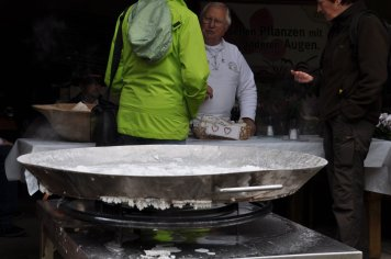 Salzsieden Tütsberghof Fest