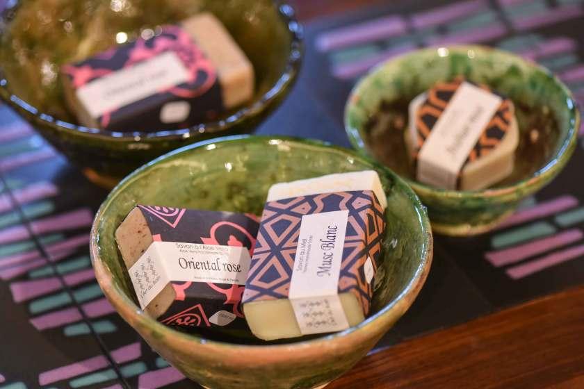 Marokkanische Seifen von Souk du Nod