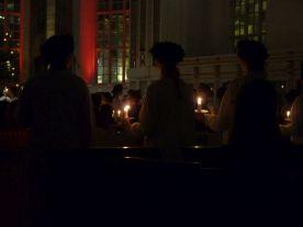 Luciakonzert in der Domkyrkan