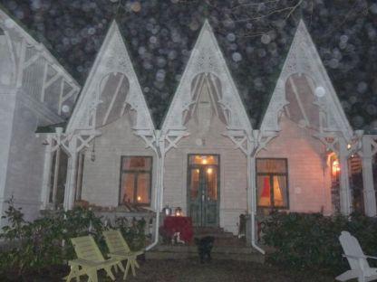 Ein Kleinod: Die Villa Sjötorp in Ljungskile