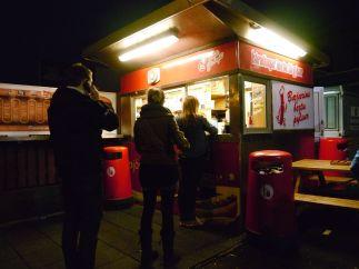 Reykjaviks angeblich beste Hotdog