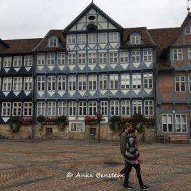 Wolfenbüttels Marktplatz