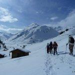 Vinschgau: Schneeschuhwandern in Südtirol