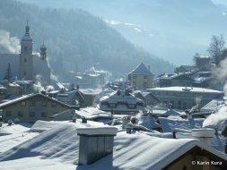 Über den Dächern von Berchtesgaden 3. Kura