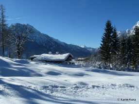 Berchtesgadener Land Winter