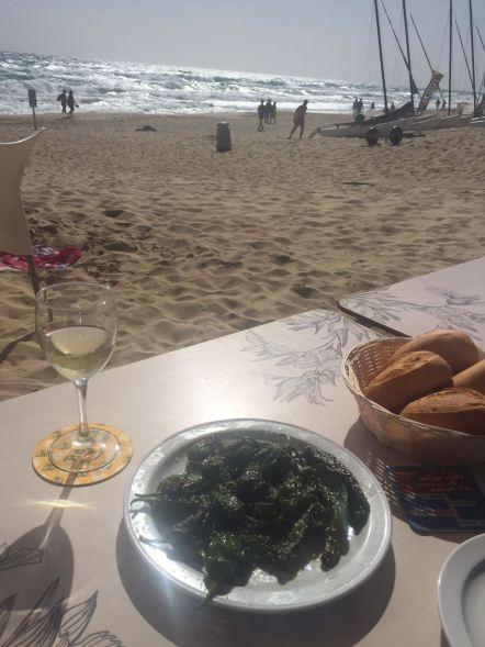 Fuerte, Fuerteventura, Strand, Beachbar, beach, Esquinzo Beach
