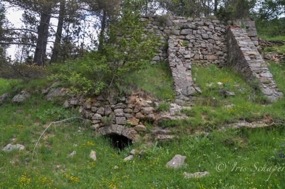 Ruinen nahe Peguera