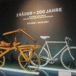 200 Jahre Fahrrad: Viel los rund um den Drahtesel