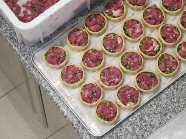 Mallorca, Palma, Bäckerei, Empanadas, Panaderia S'Estacio