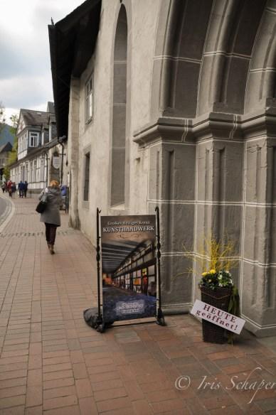 Großes Heiliges Kreuz in Goslar von außen